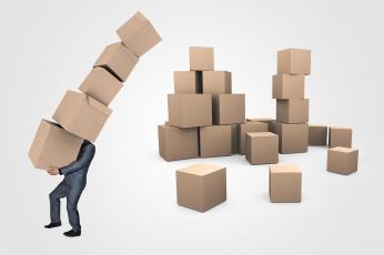 Déménagement : attention à la casse, assurez bien vos affaires !