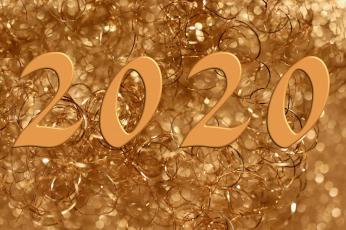 2020 : une belle année qui s'ouvre devant nous !